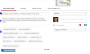 come pubblicizzare un'attività su youtube